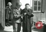Image of victims of concentration camp Germany, 1945, second 48 stock footage video 65675022109
