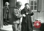 Image of victims of concentration camp Germany, 1945, second 49 stock footage video 65675022109