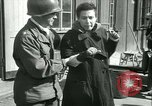 Image of victims of concentration camp Germany, 1945, second 52 stock footage video 65675022109