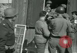 Image of victims of concentration camp Germany, 1945, second 53 stock footage video 65675022109