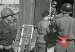 Image of victims of concentration camp Germany, 1945, second 54 stock footage video 65675022109