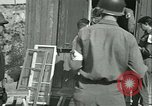 Image of victims of concentration camp Germany, 1945, second 56 stock footage video 65675022109