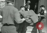 Image of victims of concentration camp Germany, 1945, second 57 stock footage video 65675022109