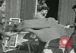 Image of victims of concentration camp Germany, 1945, second 58 stock footage video 65675022109