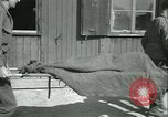 Image of victims of concentration camp Germany, 1945, second 60 stock footage video 65675022109