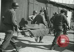 Image of victims of concentration camp Germany, 1945, second 62 stock footage video 65675022109