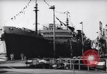 Image of oil tanker Middle East, 1962, second 13 stock footage video 65675022132