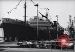 Image of oil tanker Middle East, 1962, second 14 stock footage video 65675022132
