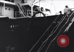Image of oil tanker Middle East, 1962, second 30 stock footage video 65675022132