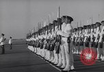 Image of Gen Ibrahim Abboud and King Hussein I Cairo Egypt, 1962, second 24 stock footage video 65675022135