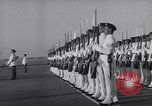 Image of Gen Ibrahim Abboud and King Hussein I Cairo Egypt, 1962, second 25 stock footage video 65675022135