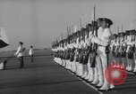 Image of Gen Ibrahim Abboud and King Hussein I Cairo Egypt, 1962, second 26 stock footage video 65675022135