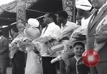 Image of Gen Ibrahim Abboud and King Hussein I Cairo Egypt, 1962, second 35 stock footage video 65675022135