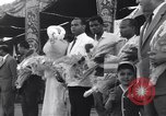 Image of Gen Ibrahim Abboud and King Hussein I Cairo Egypt, 1962, second 36 stock footage video 65675022135