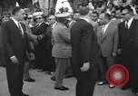 Image of Gen Ibrahim Abboud and King Hussein I Cairo Egypt, 1962, second 37 stock footage video 65675022135
