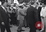 Image of Gen Ibrahim Abboud and King Hussein I Cairo Egypt, 1962, second 38 stock footage video 65675022135