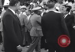 Image of Gen Ibrahim Abboud and King Hussein I Cairo Egypt, 1962, second 40 stock footage video 65675022135
