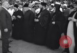 Image of Gen Ibrahim Abboud and King Hussein I Cairo Egypt, 1962, second 44 stock footage video 65675022135