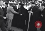 Image of Gen Ibrahim Abboud and King Hussein I Cairo Egypt, 1962, second 47 stock footage video 65675022135