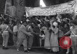 Image of Gen Ibrahim Abboud and King Hussein I Cairo Egypt, 1962, second 54 stock footage video 65675022135