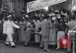 Image of Gen Ibrahim Abboud and King Hussein I Cairo Egypt, 1962, second 56 stock footage video 65675022135