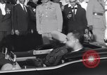 Image of Gen Ibrahim Abboud and King Hussein I Cairo Egypt, 1962, second 60 stock footage video 65675022135