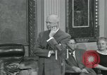 Image of President Dwight D Eisenhower Washington DC USA, 1953, second 10 stock footage video 65675022149