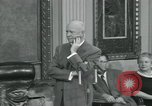 Image of President Dwight D Eisenhower Washington DC USA, 1953, second 11 stock footage video 65675022149