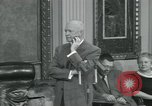 Image of President Dwight D Eisenhower Washington DC USA, 1953, second 14 stock footage video 65675022149
