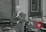 Image of President Dwight D Eisenhower Washington DC USA, 1953, second 15 stock footage video 65675022149