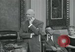 Image of President Dwight D Eisenhower Washington DC USA, 1953, second 17 stock footage video 65675022149