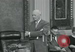 Image of President Dwight D Eisenhower Washington DC USA, 1953, second 29 stock footage video 65675022149