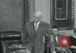 Image of President Dwight D Eisenhower Washington DC USA, 1953, second 33 stock footage video 65675022149