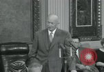 Image of President Dwight D Eisenhower Washington DC USA, 1953, second 35 stock footage video 65675022149