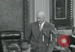 Image of President Dwight D Eisenhower Washington DC USA, 1953, second 40 stock footage video 65675022149