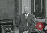 Image of President Dwight D Eisenhower Washington DC USA, 1953, second 45 stock footage video 65675022149