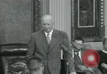 Image of President Dwight D Eisenhower Washington DC USA, 1953, second 47 stock footage video 65675022149