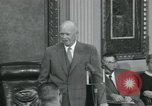 Image of President Dwight D Eisenhower Washington DC USA, 1953, second 52 stock footage video 65675022149