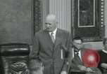 Image of President Dwight D Eisenhower Washington DC USA, 1953, second 58 stock footage video 65675022149