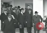 Image of John L Lewis and other labor leaders United States USA, 1951, second 6 stock footage video 65675022155