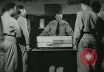 Image of Instructor demonstrating models of rifles Quantico Virginia USA, 1942, second 43 stock footage video 65675022167