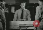 Image of Instructor demonstrating models of rifles Quantico Virginia USA, 1942, second 51 stock footage video 65675022167