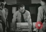 Image of Instructor demonstrating models of rifles Quantico Virginia USA, 1942, second 60 stock footage video 65675022167