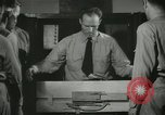 Image of Instructor demonstrating models of rifles Quantico Virginia USA, 1942, second 61 stock footage video 65675022167