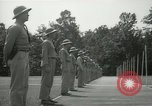 Image of Students going through a pistol drill Quantico Virginia USA, 1942, second 9 stock footage video 65675022168