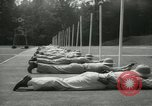 Image of Students going through a pistol drill Quantico Virginia USA, 1942, second 16 stock footage video 65675022168