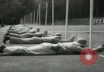 Image of Students going through a pistol drill Quantico Virginia USA, 1942, second 18 stock footage video 65675022168