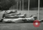 Image of Students going through a pistol drill Quantico Virginia USA, 1942, second 19 stock footage video 65675022168