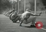 Image of Students going through a pistol drill Quantico Virginia USA, 1942, second 27 stock footage video 65675022168