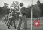 Image of Students going through a pistol drill Quantico Virginia USA, 1942, second 29 stock footage video 65675022168